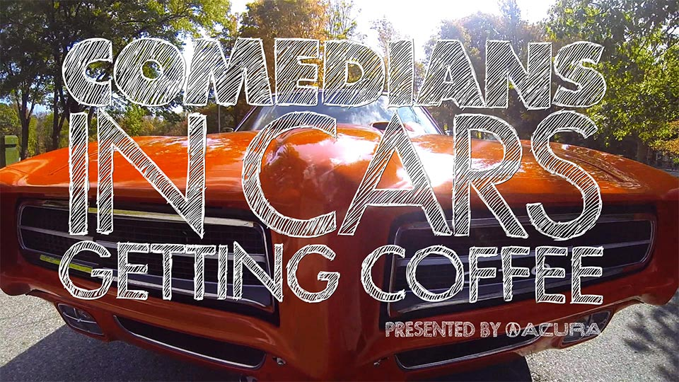 S3 Trailer Poster ADVERTISEMENT When I First Started Thinking About Comedians In Cars Getting Coffee