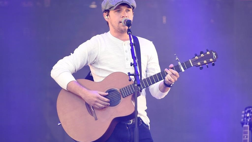 FILE - In this May 13, 2017 file photo, Niall Horan performs at Wango Tango in Carson, Calif. Twickets, a Europe-based face value ticket platform has launched in North America. For upcoming U.S. shows, Twickets will partner with Niall Horan of One Direction, Pixies and PVRIS for their shows. Twickets founder Richard Davies says users have saved other fans more than $20 million in inflated prices and fees for event tickets.