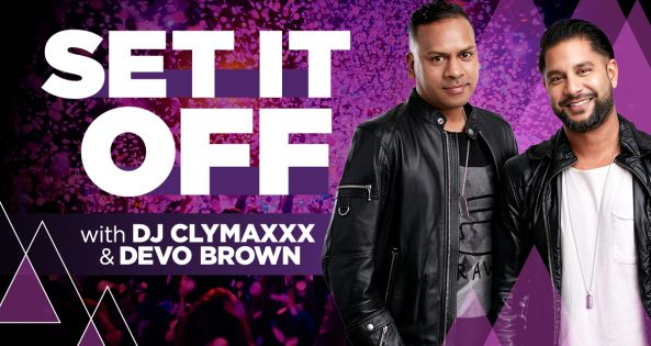 Set It Off with DJ Clymaxxx & Devo Brown
