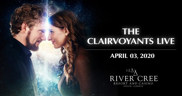 The Clairvoyants live at the River Cree Resort & Casino