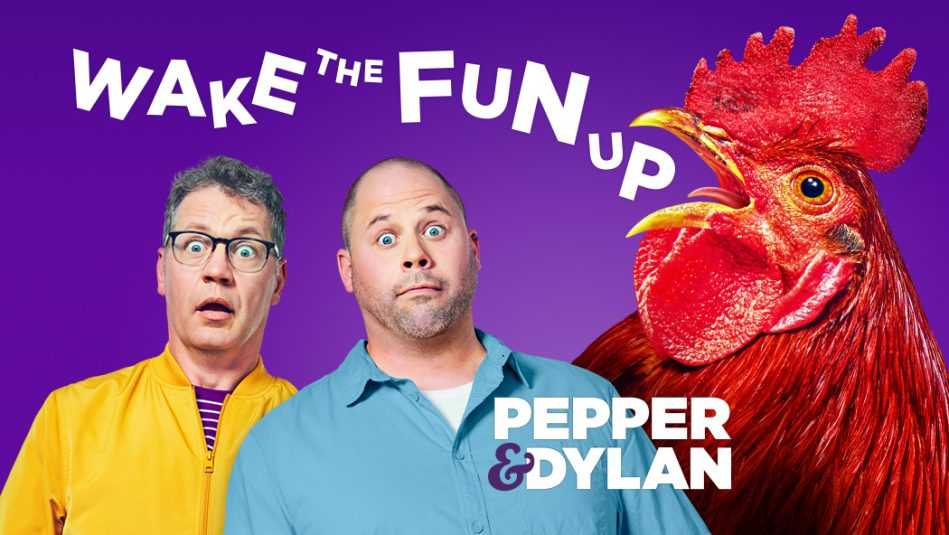 The Pepper & Dylan Show