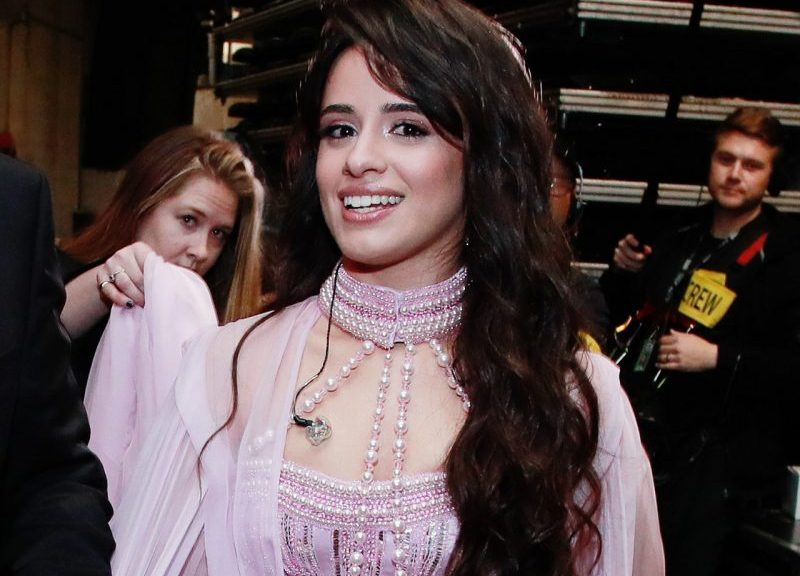 LOS ANGELES, CALIFORNIA - JANUARY 26: Camila Cabello attends the 62nd Annual GRAMMY Awards at STAPLES Center on January 26, 2020 in Los Angeles, California. (Photo by Rich Fury/Getty Images for The Recording Academy)