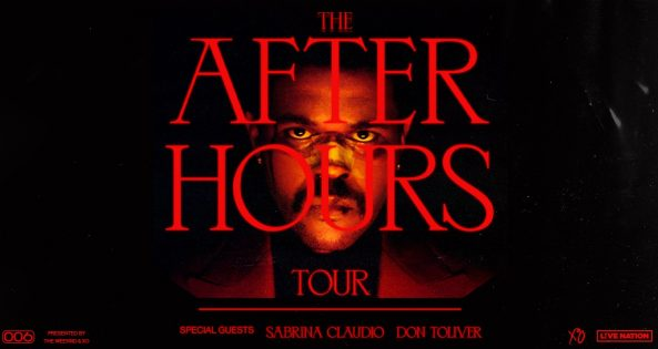 The Weeknd's coming to Edmontons Rogers Place for his After Hours Tour