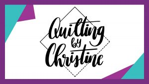 Quilting by Christine